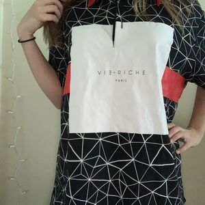 Vie + Riche collared shirt